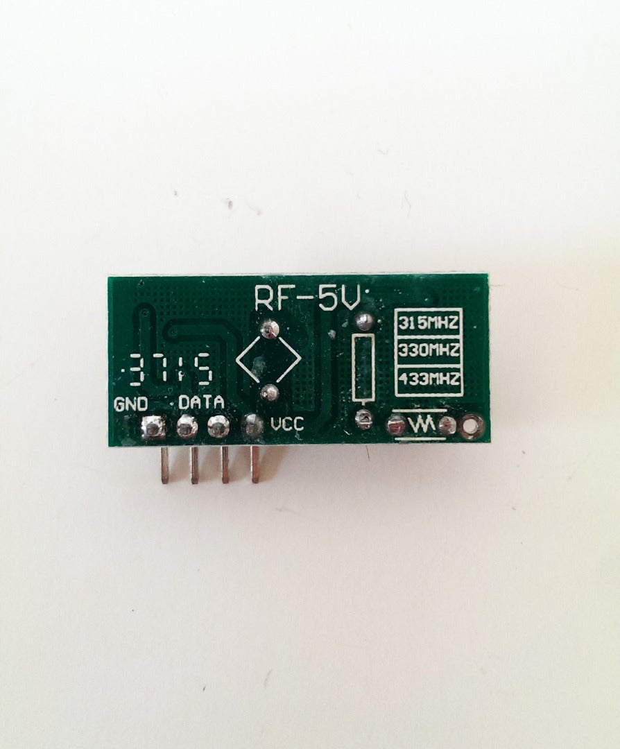 RF 433MHZ Modul