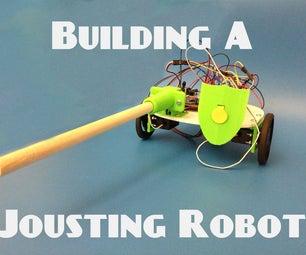 Building Jousting Robots