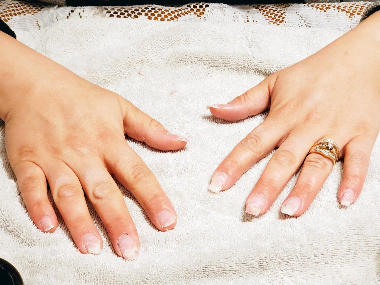 Remove the Old Dip Powder Nails