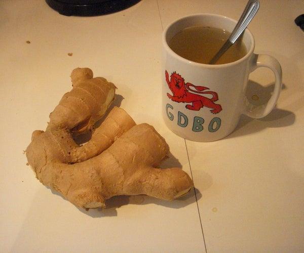 Basic Ginger Tea