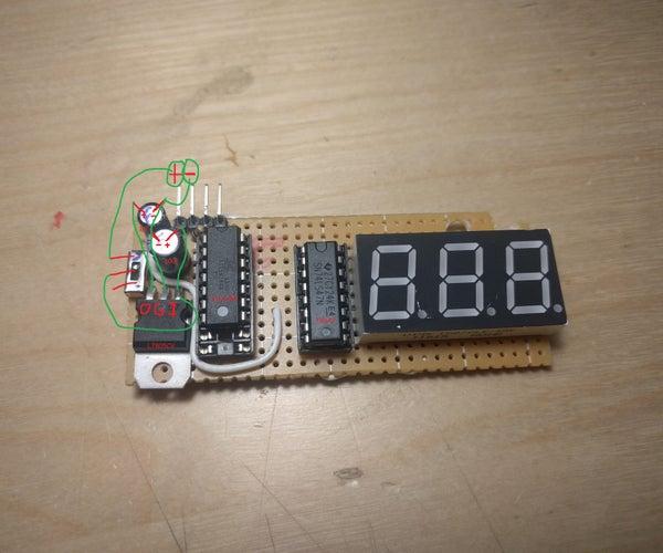 DIY Bike Speedometer