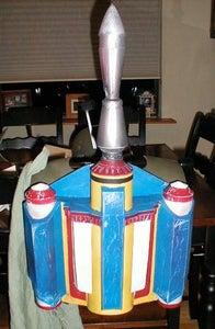 How to Scratchbuild a Boba Fett Costume- Using Cardboard!