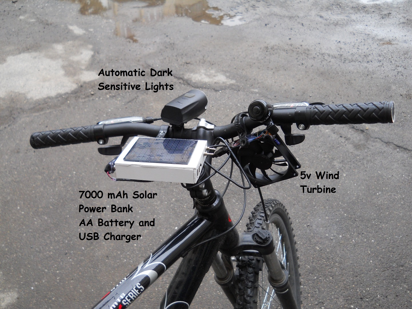 Make your Bike ''Smart and Green'' for an Ultimate Ride