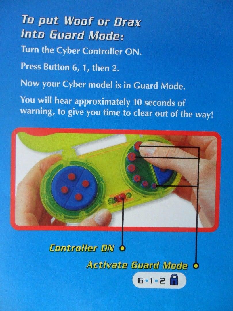 The IR-Controller