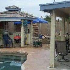 Build a Backyard Barbecue!