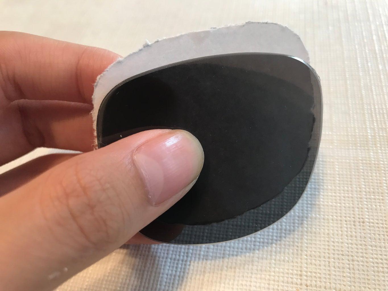 Cut the Plastic Lenses Out