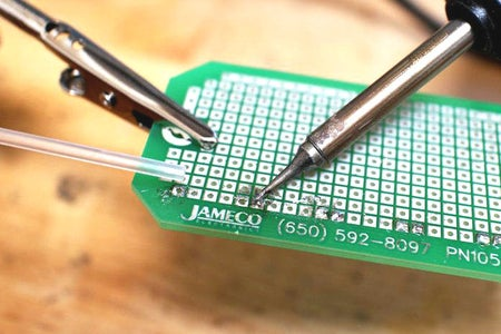 How to Use Compressed Air to Desolder (Method 1)