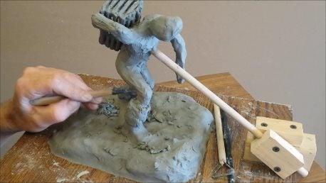 Trim and Shape the Figure