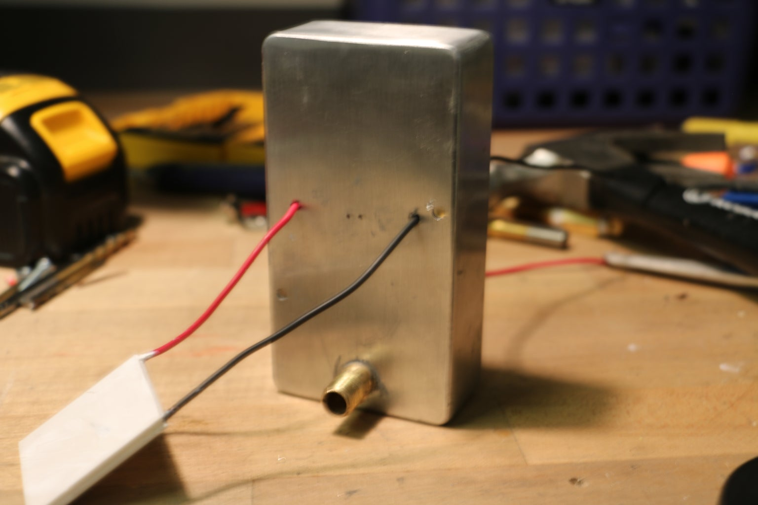 Thermoelectric Fan Box Update