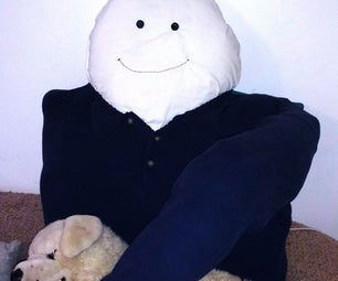 Meet Bob: the While-You're-Away Dog-Petting Pillow
