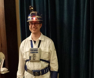 Employee #R2-D2