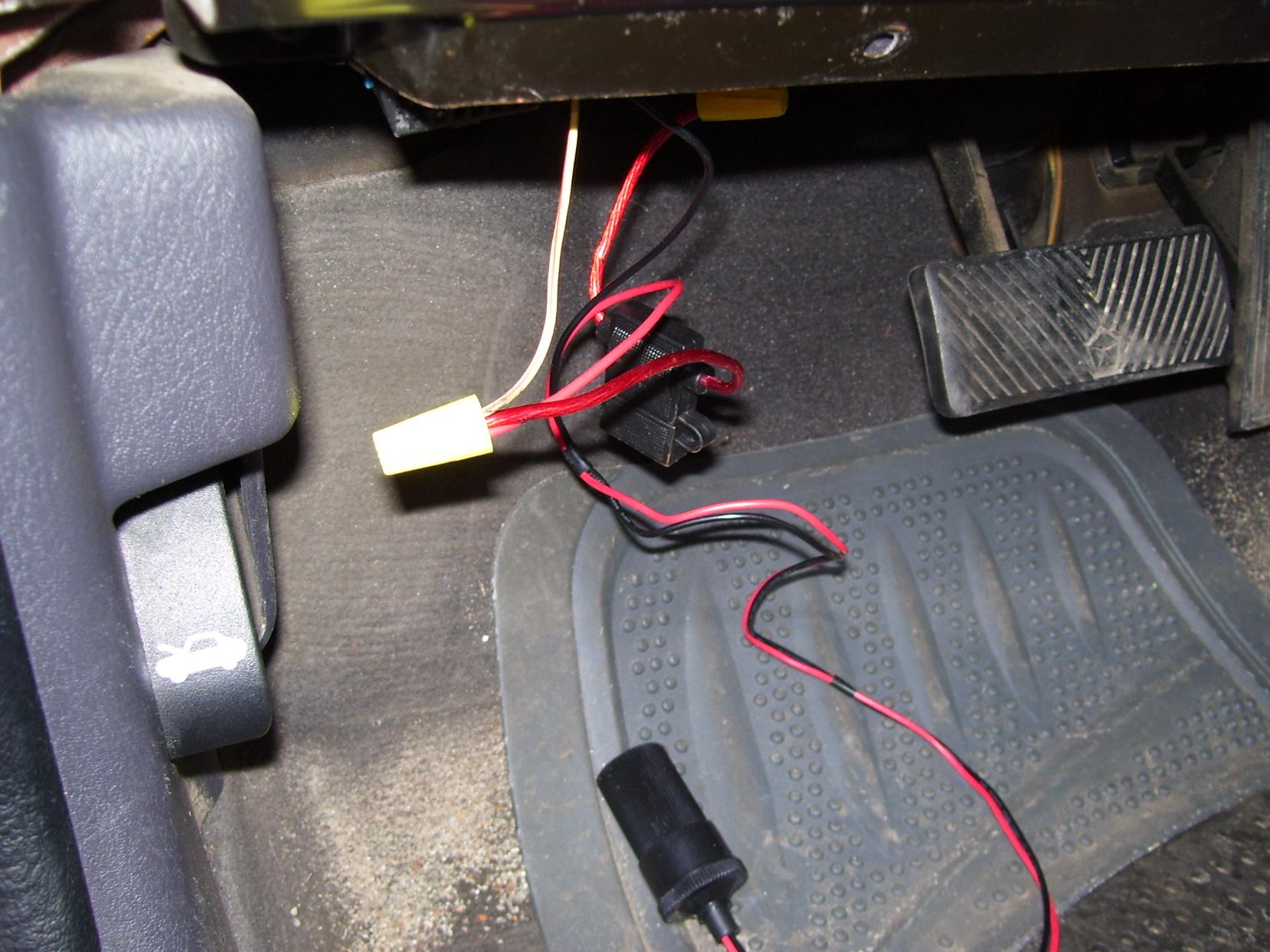 Adding a Second Car Power Jack : 7 Steps - Instructables [ 1242 x 1656 Pixel ]