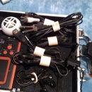 5-Minute-Project: Ultra Simple PVC Wire De-clutterers