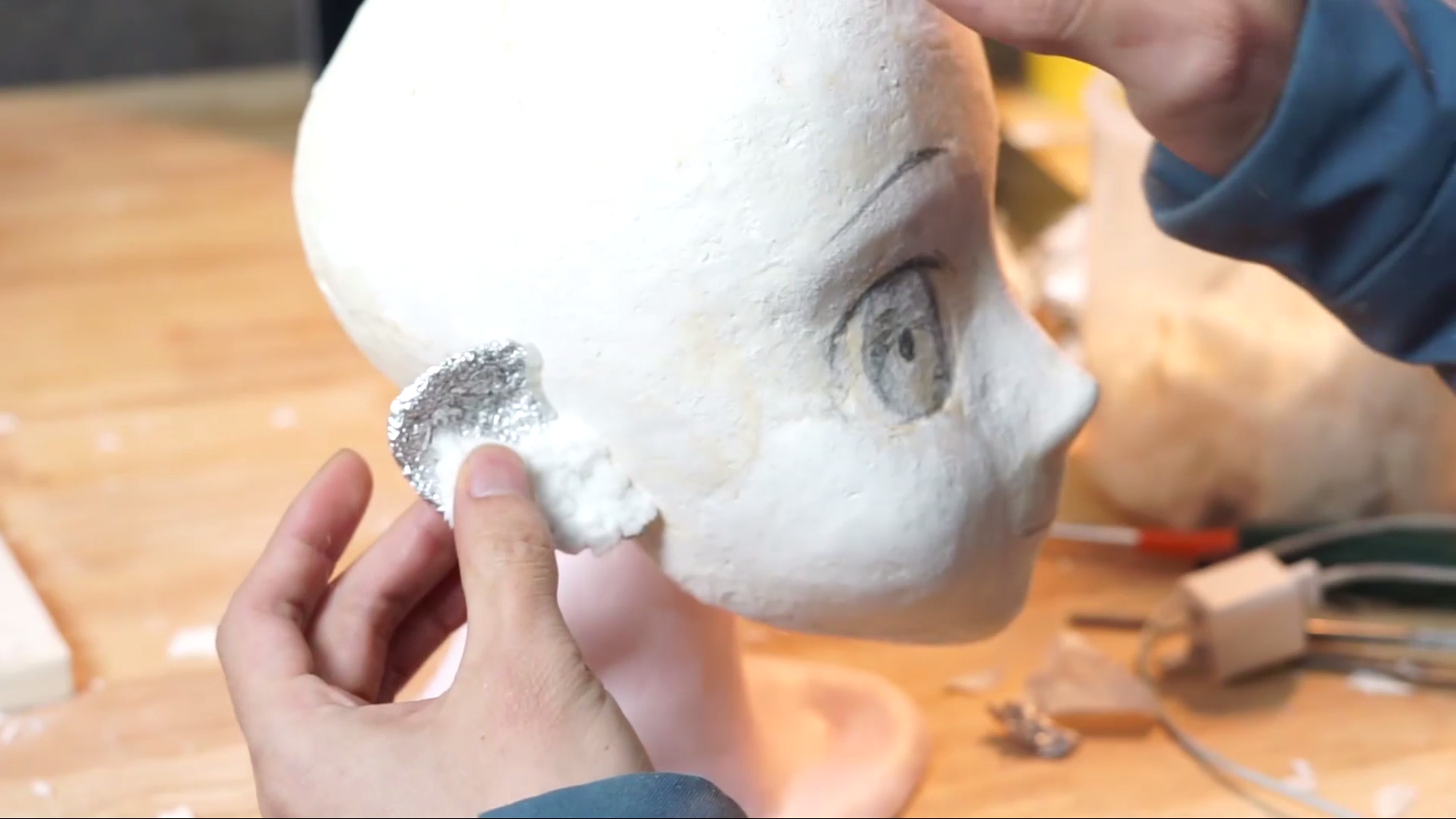 Shaping the Nose and Ears