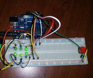 DIY Arduino LED Dice