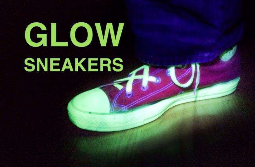 Glow Sneakers