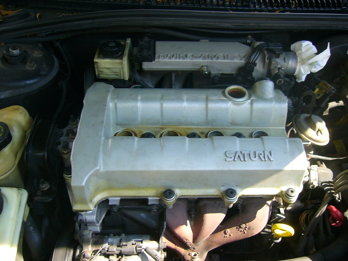 Put the Valve Cover Back On