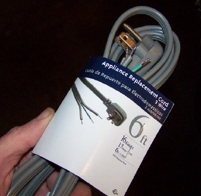 Replacement Laptop Cord
