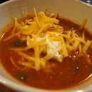 Chilaquiles Soup