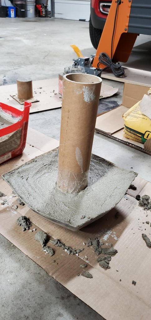 Filling the Molds