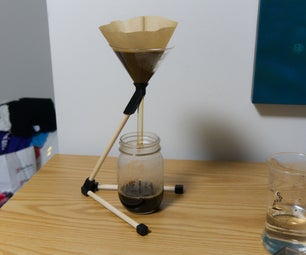 Simple Pour Over Stand