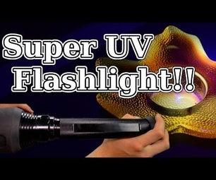 TrollFace's Super UV Flashlight Hack!