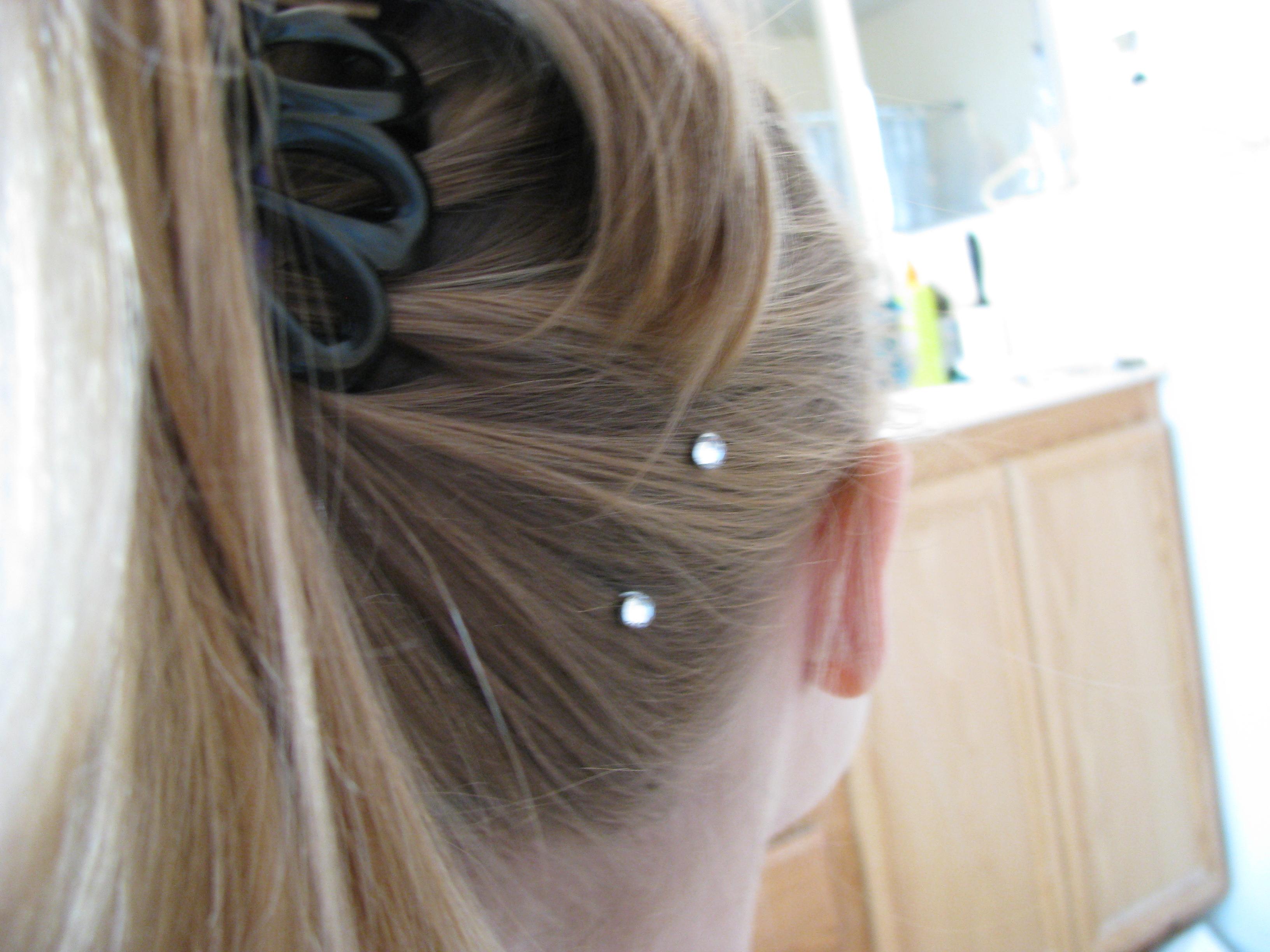 Hair Sparkles