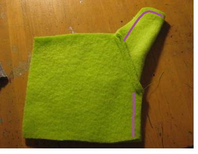 Sewing Main Part