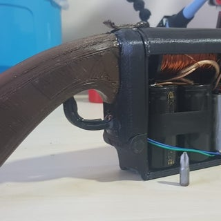 Making a Portable Coil-gun