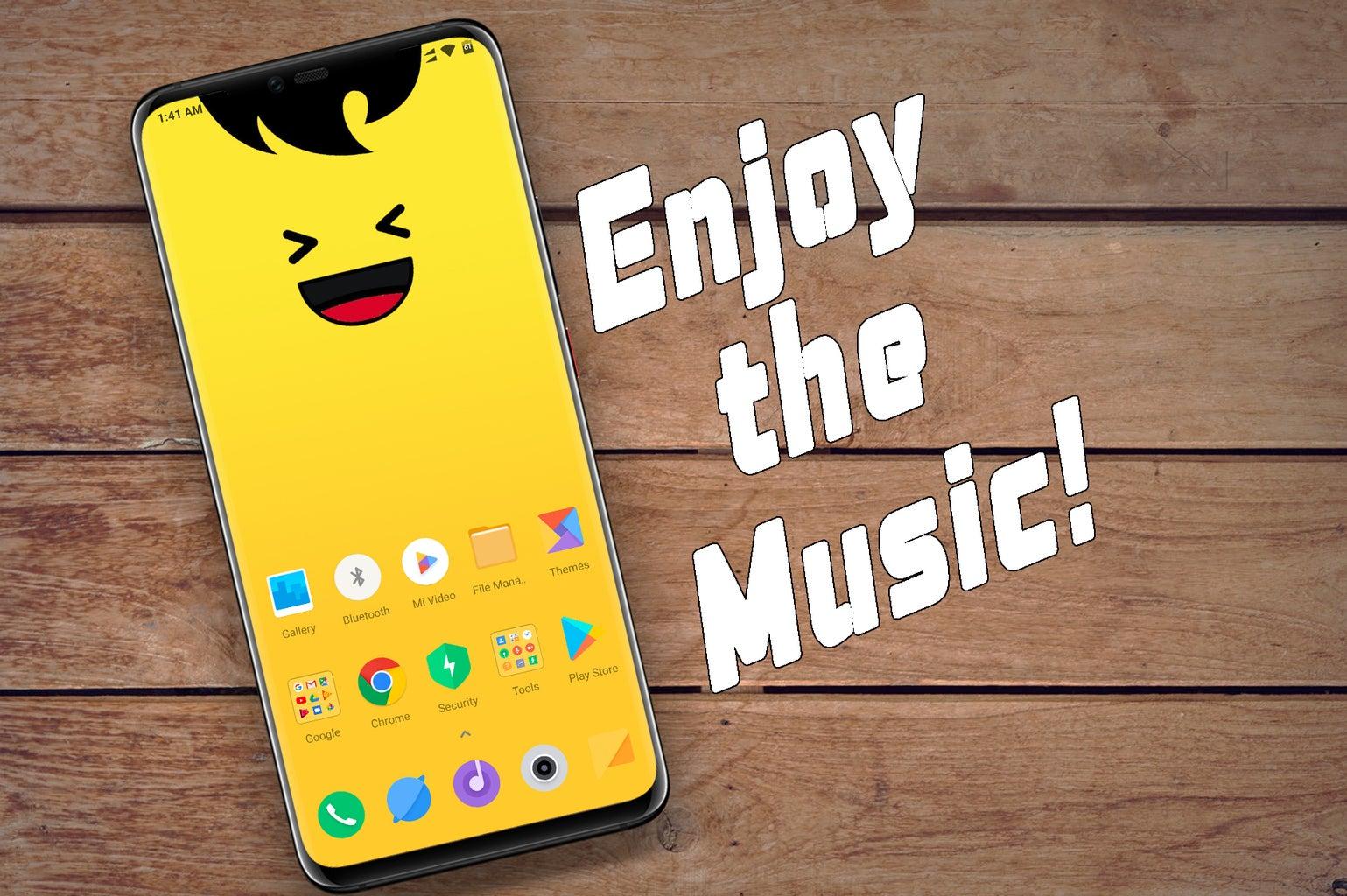 Enjoy the Music!