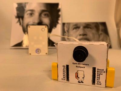Backpack #1: OpenMV Camera