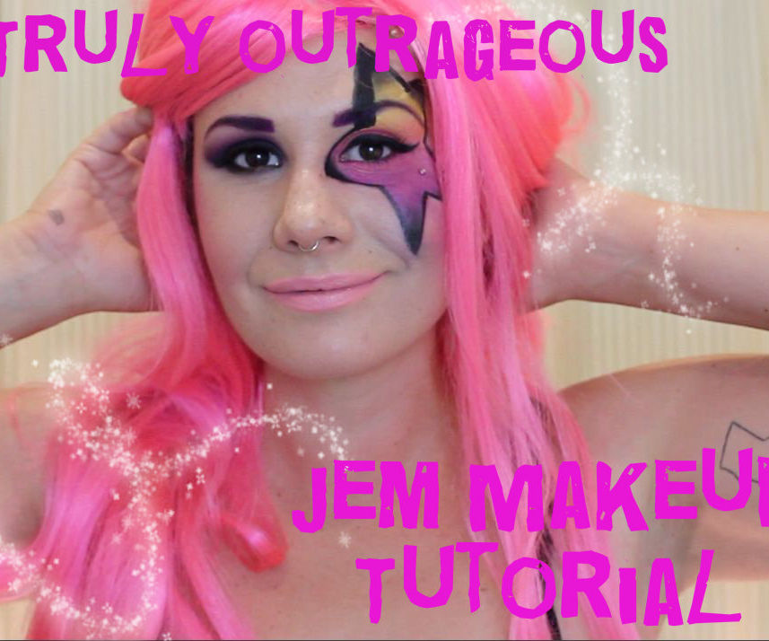 Truly Outrageous JEM Makeup!