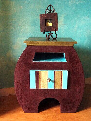 Designing Cardboard Furniture