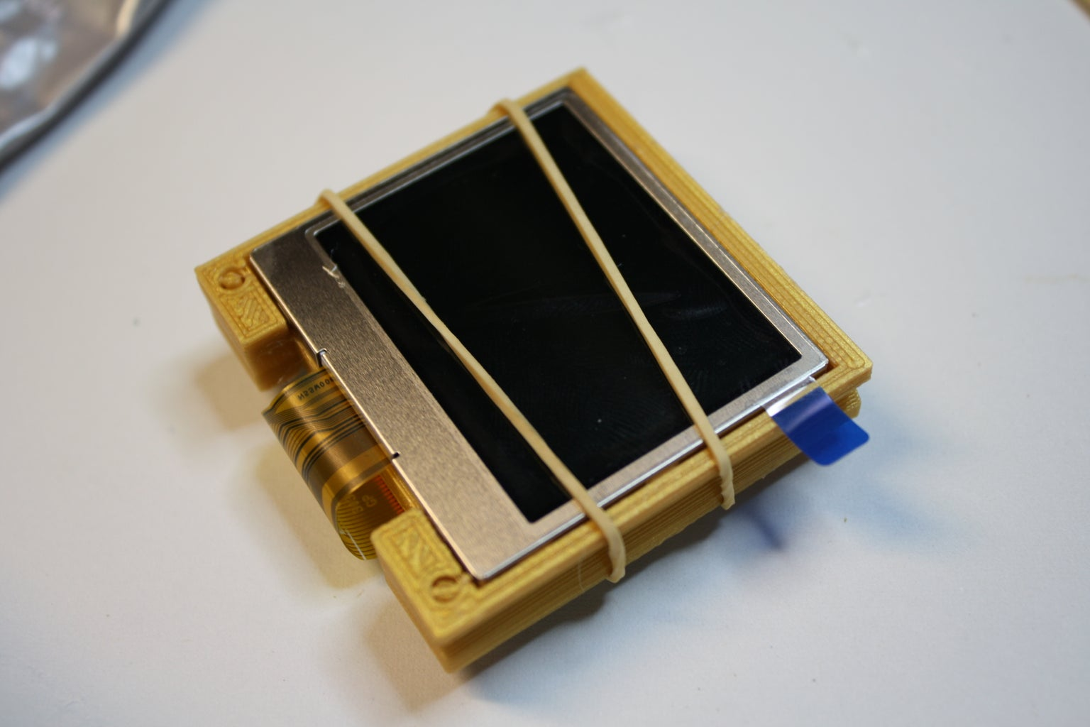 The LCD Display