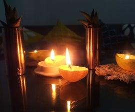 Organic Aroma Lamp