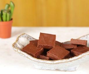 Chocolate Peanut Butter Fudge Recipe
