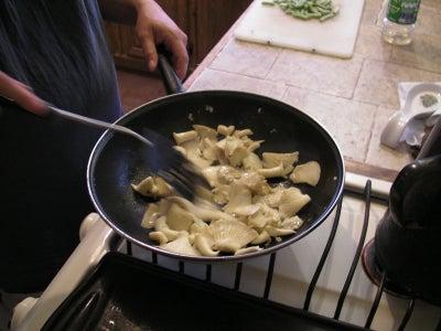 Cooking (plus Recipe for Italian Braised Rabbit)