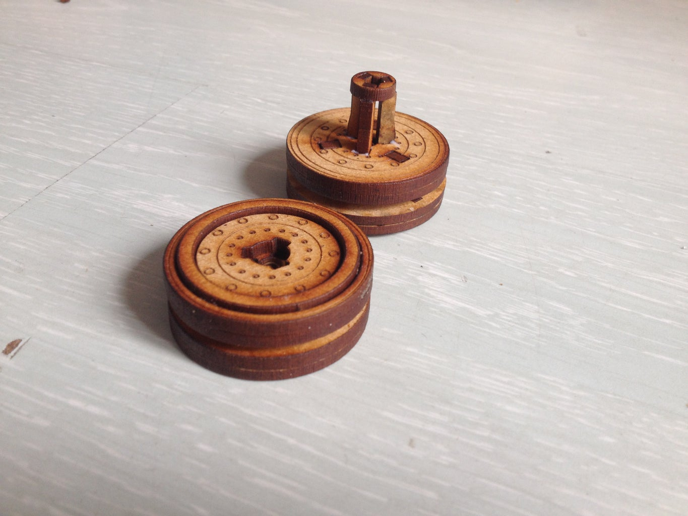 The Support Wheels