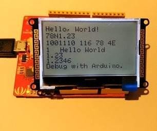 Use I2C_LCD to Debug Your Project