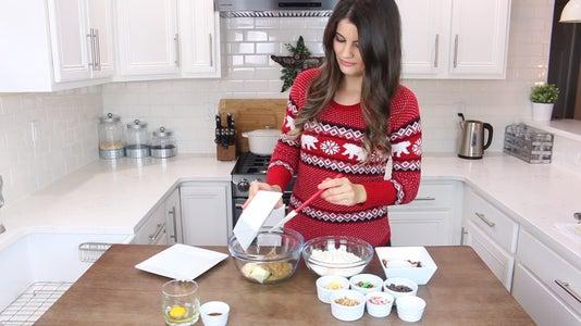 The Dough: Cream Butter and Sugar