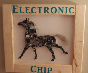 PCB Horse
