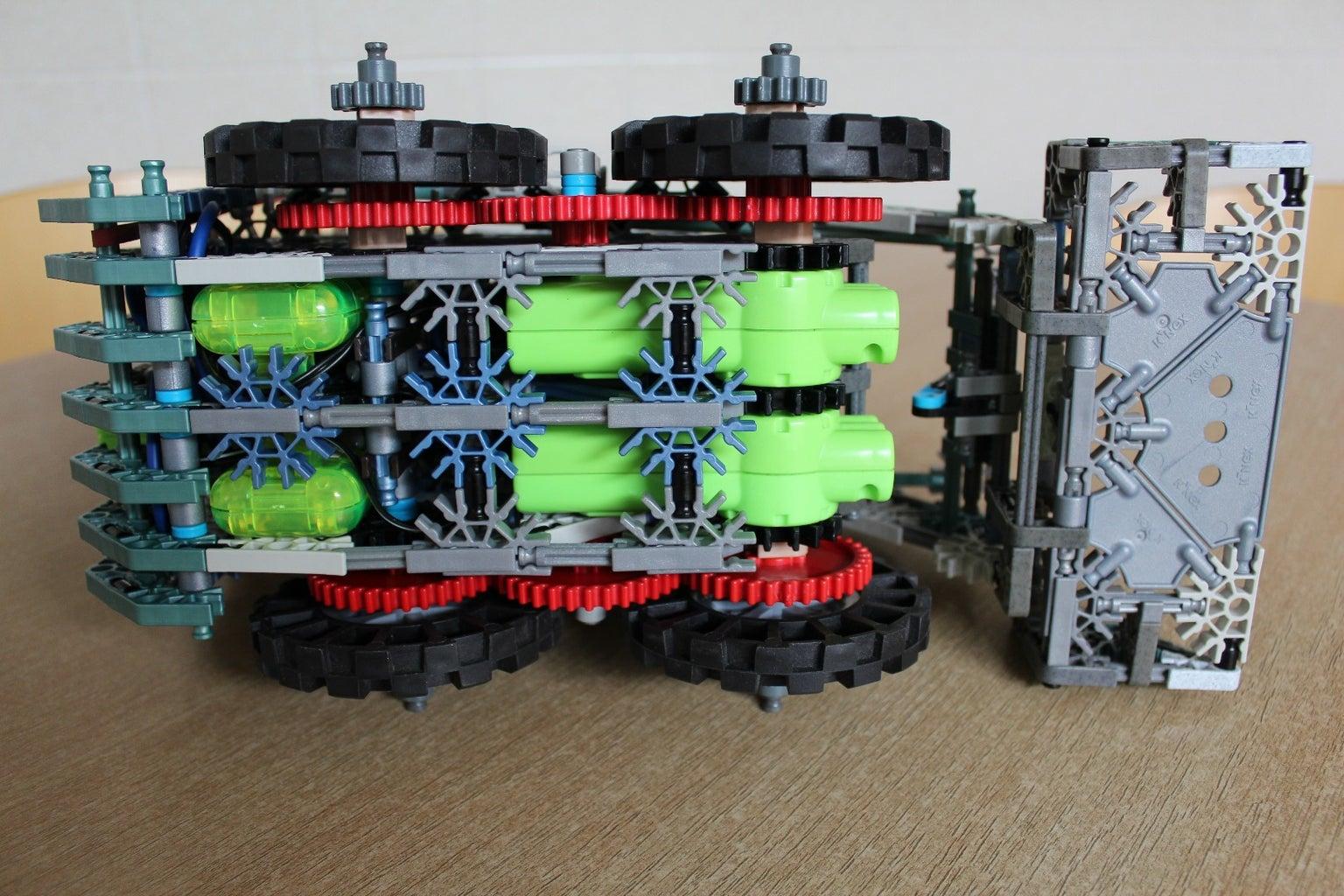 The Motors & Battery Packs