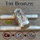 Making Tin Bronze. DIY Bronze. Classic Bronze
