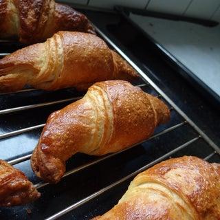 Croissants: a Weekend Baking