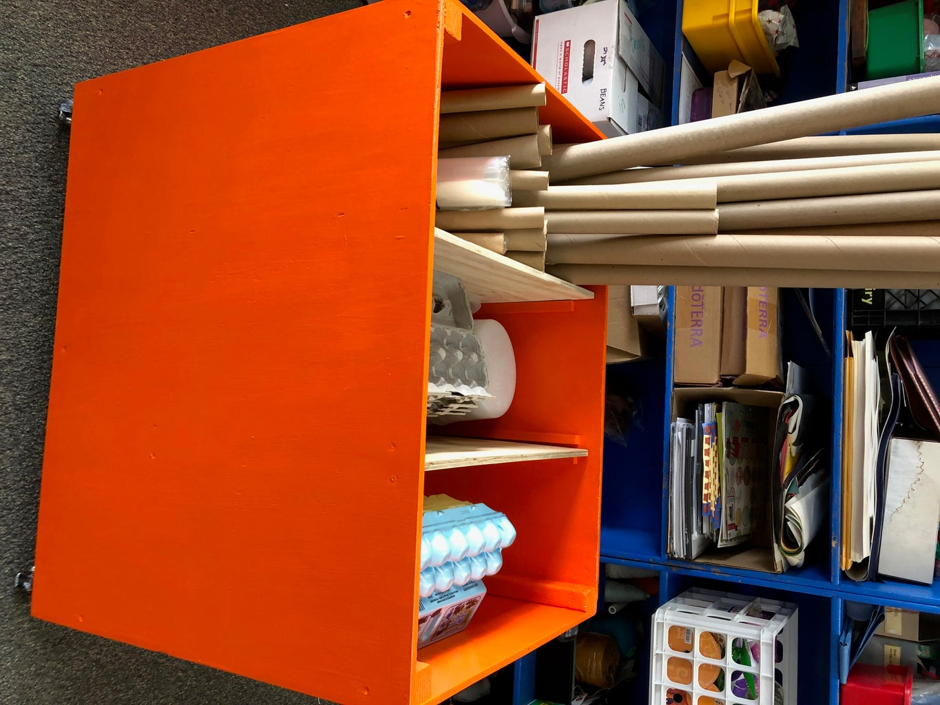Makerspace Storage Complete