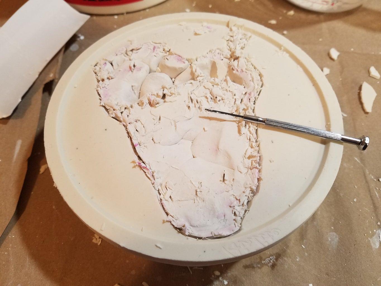 Removing the Sculpt