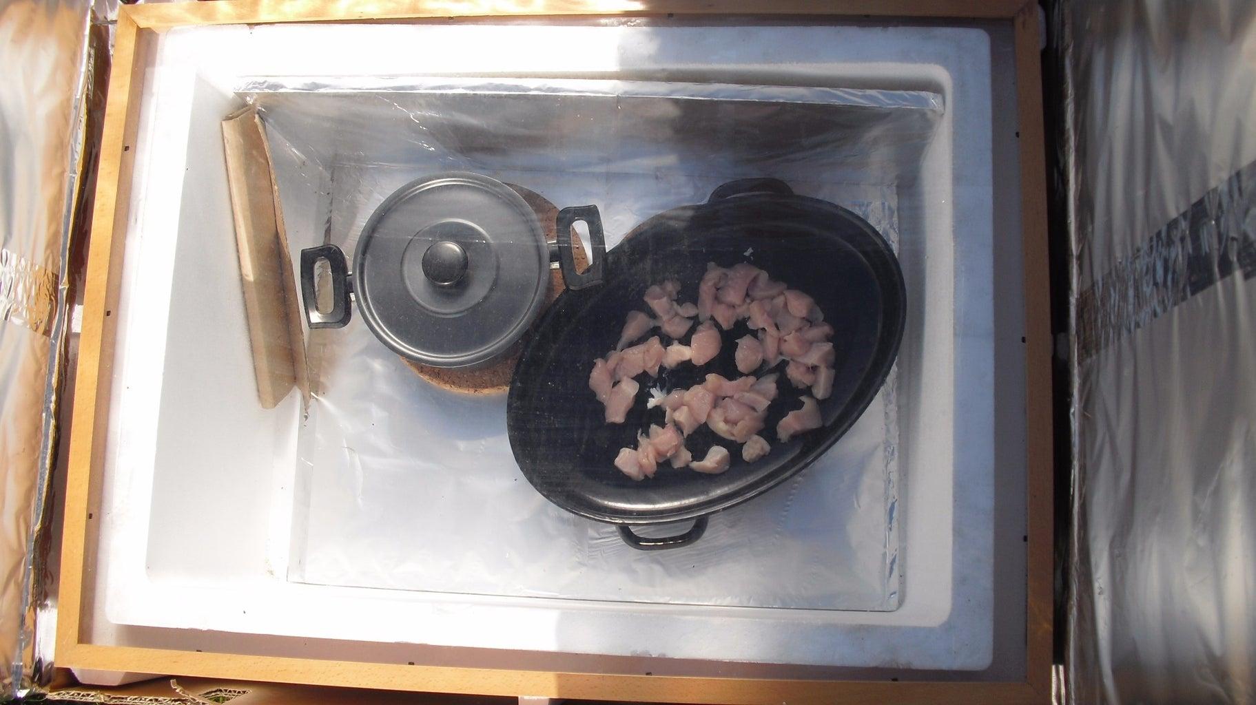 Black Pots and Pans