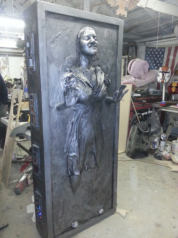 Encase Your Friends in Carbonite