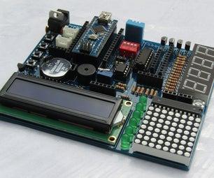 Open Source Arduino Learner Kit V2