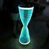 Color-Changing Hour Glass